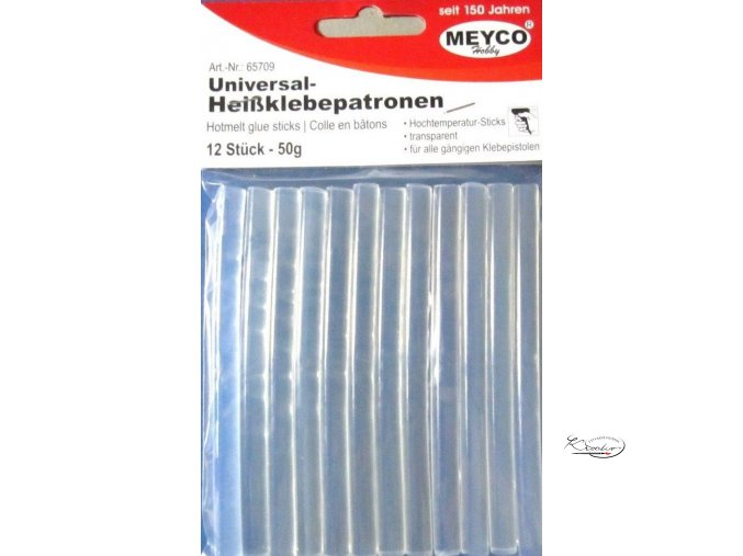 Tavné náboje Meyco sada 12