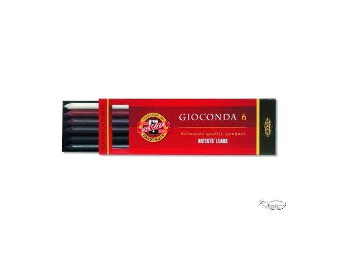 Gioconda souprava kříd a uměleckých jader 4869 I