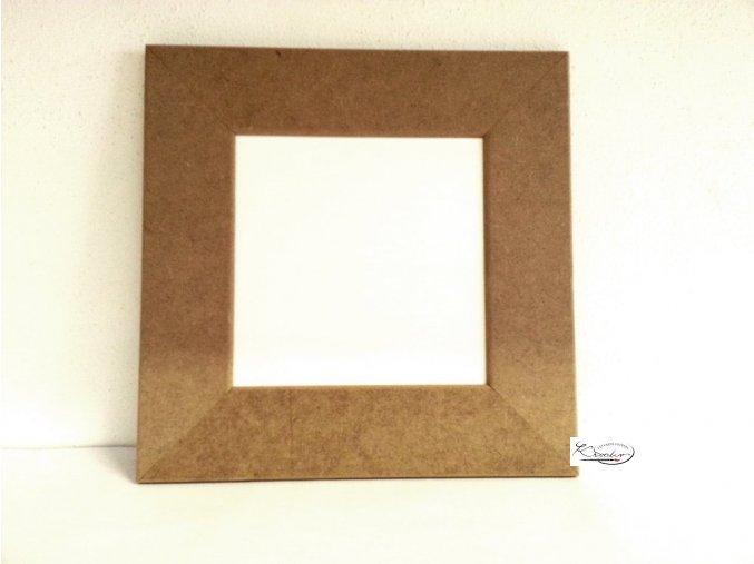 Rámeček MDF 16x16x3 cm