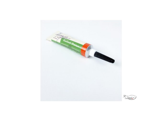 Reliefpaint Decorfin - 422 Červenohnědá