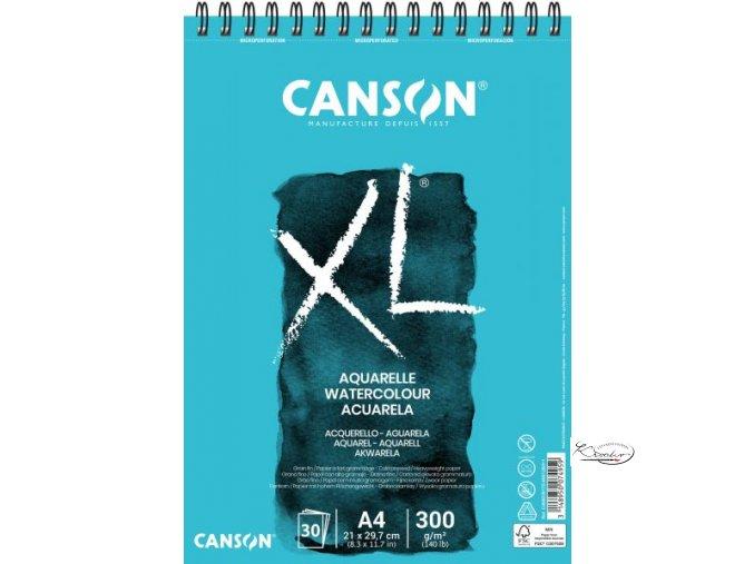 Blok XL Aquarelle A4