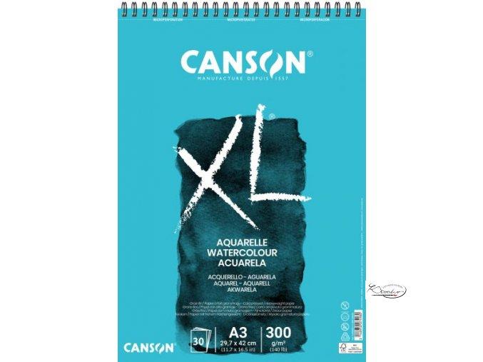 Blok XL Aquarelle A3