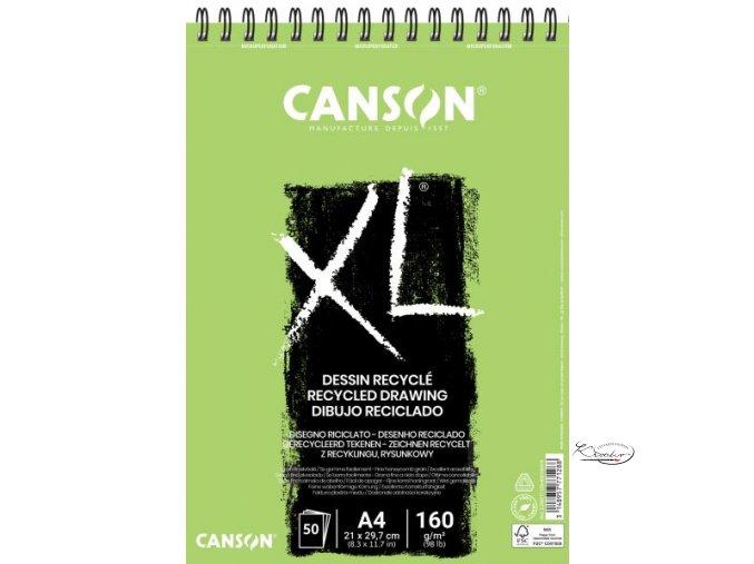 Blok XL Recyclé A4