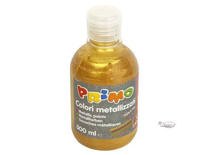 Tempera Primo 300 ml - Gold