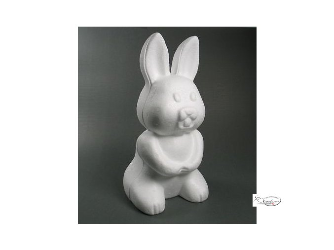 Polystyren Zajíc 24 cm
