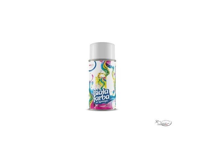 Dekorační sprej - bílý