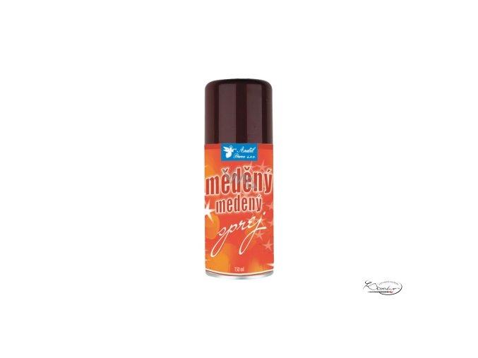 Dekorační sprej - Měděný
