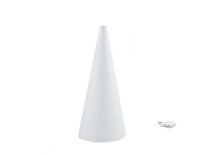 Kužel polystyren 20 cm