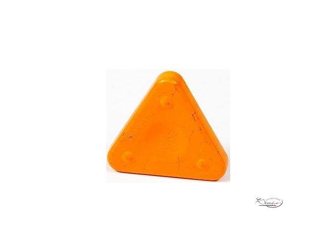 Vosková pastelka Triangle Magique Basic - oranžová