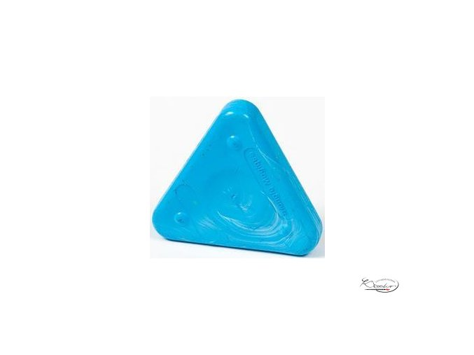 Vosková pastelka Triangle Magique Basic - azurová