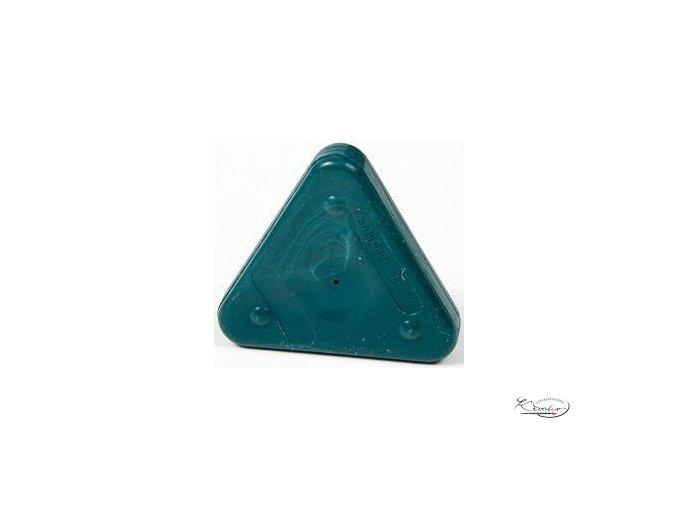 Vosková pastelka Triangle Magique Pastel - akvamarin.zelená