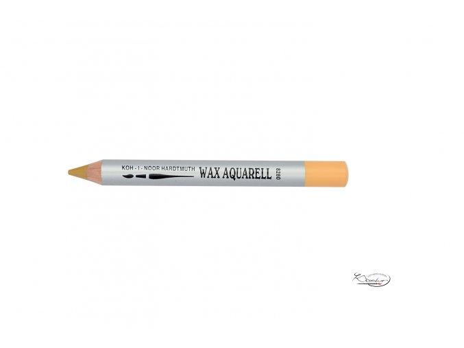 Wax Aquarell pastelka - 29 tmavý okr