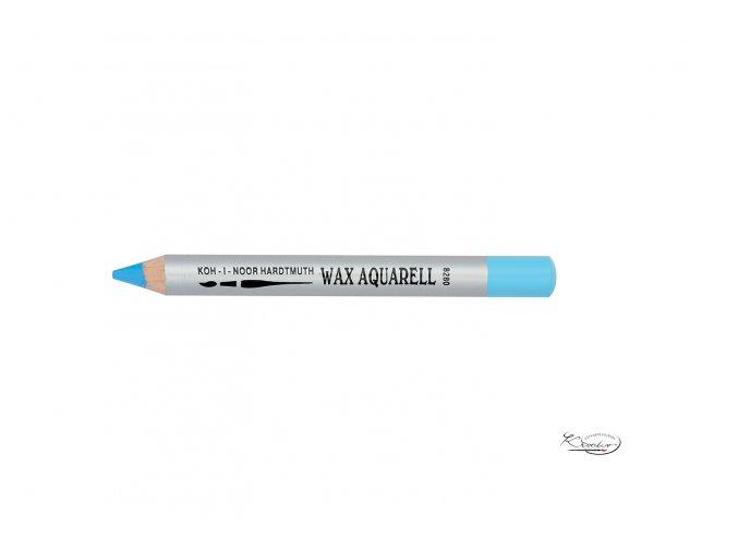 Wax Aquarell pastelka - 15 ledová modř