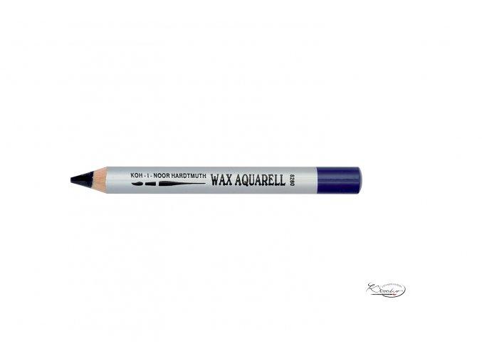 Wax Aquarell pastelka - 17 modř kobalt