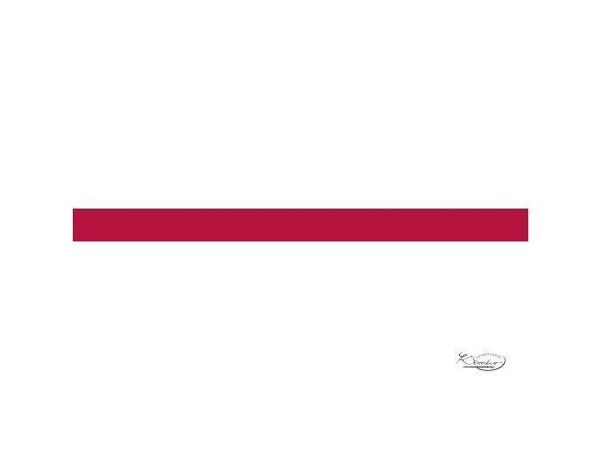 Hedvábný papír 50x70 cm 18g - středně červený