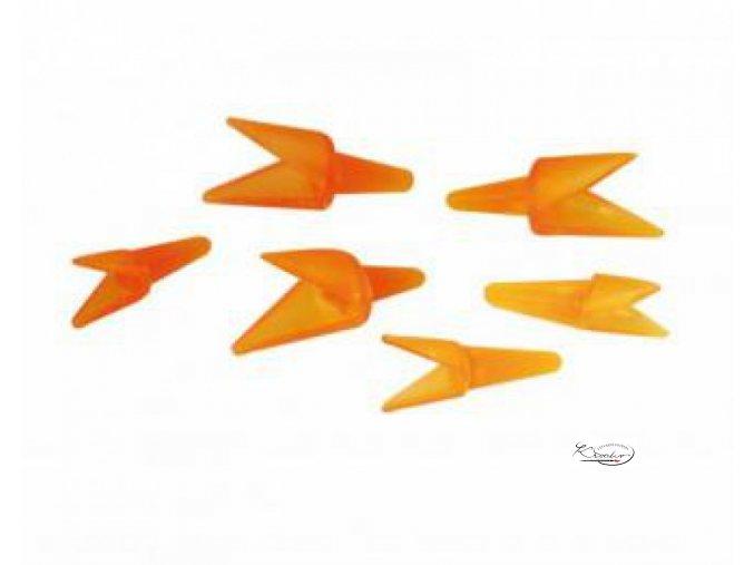 Plastový zobáček 1,5 cm