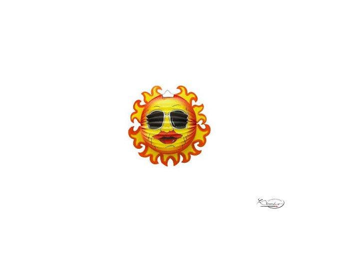 Lampion Slunce 36 cm