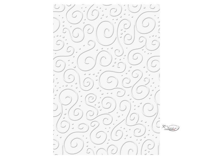 Reliéfní embosovaný karton Heyda A4 220g/m2