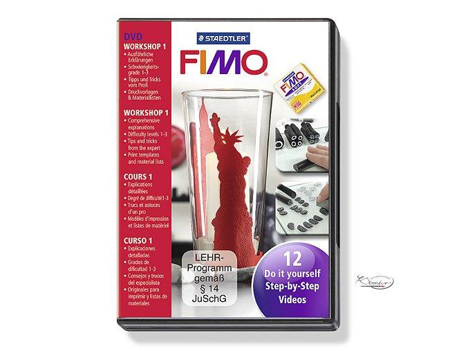 DVD Návod krok za krokem Fimo