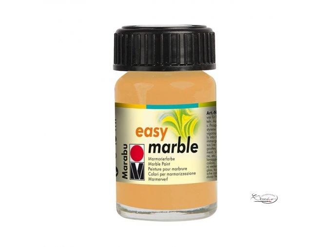 Mramorovací barva easy marble 15ml 084 Gold