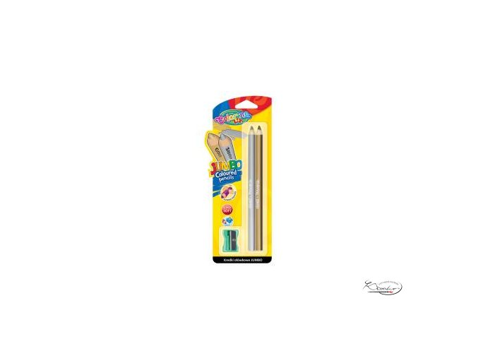 Pastelky Colorino Jumbo 2