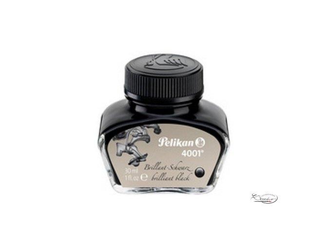 Inkoust brilantní Pelikan 30ml - Černý