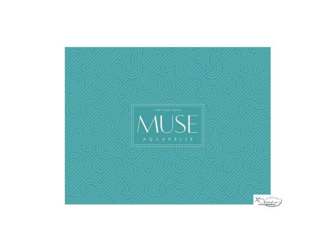 Akvarelový blok Muse 240 x 314 mm