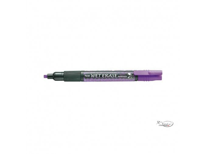 Popisovač křídový Pentel - fialový