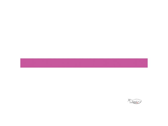 Hedvábný papír 50x70 cm 18g - pink