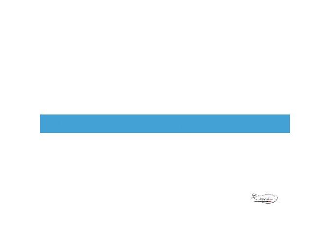 Pěnová guma 20x29 cm 2 mm modrá
