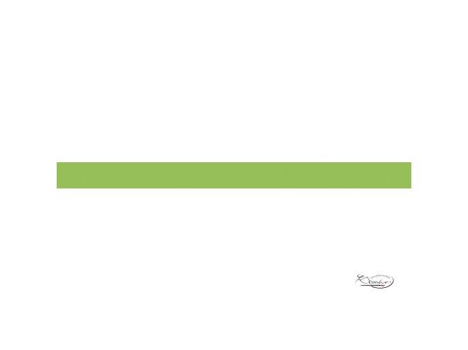 Pěnovka moosgummi 20x29cm/2mm - světle zelená