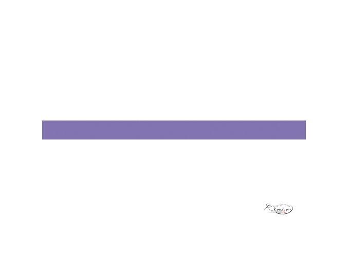 Pěnová guma 20x29 cm 2 mm fialová