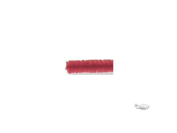 Žinilkový drát 10ks - Červený