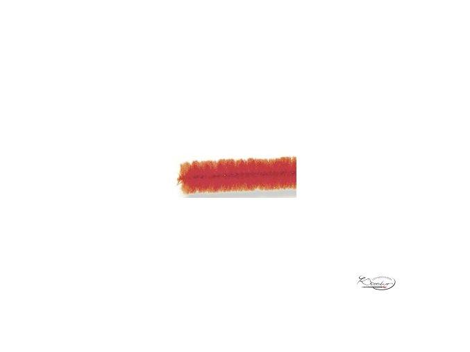 Žinilkový drát 10ks - Oranžový