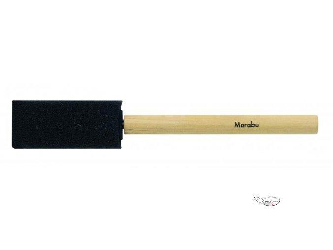 Štětec Marabu pěnový 0170 plochý