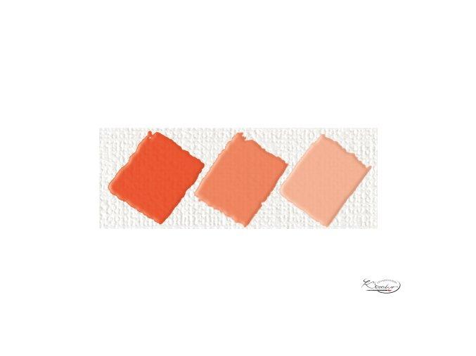 Hobby Acryl matt oranžová 59 ml