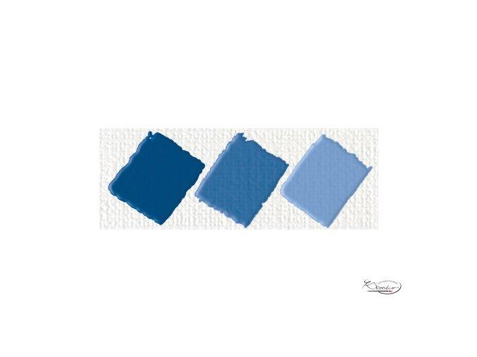 Hobby Acryl matt kobalt modrá 59 ml