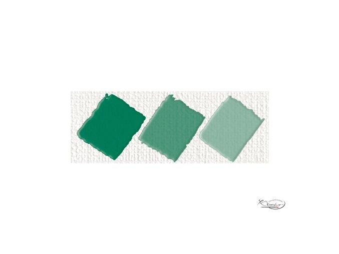 Hobby Acryl matt smaragdová zeleň 59 ml