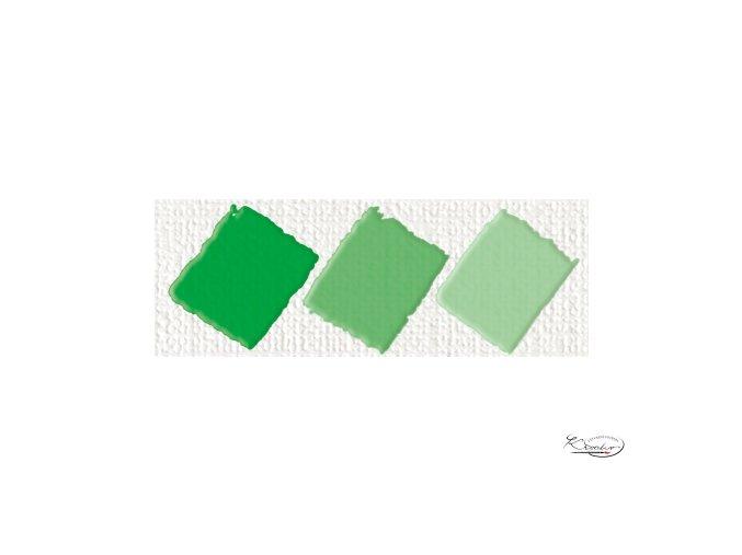 Hobby Acryl matt zelená 59 ml