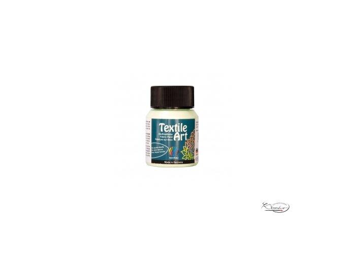 Textile Art TT 59 ml - 286 Fosforově zelená svítící