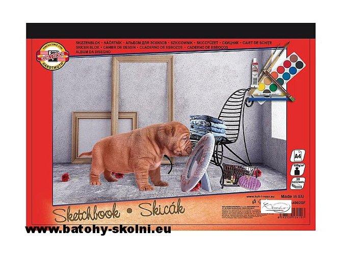 Skicák Sketchbook A4 KOH-I-NOOR