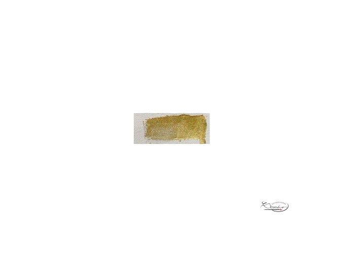 Olejová barva č. 0086 zlatý odstín 20ml