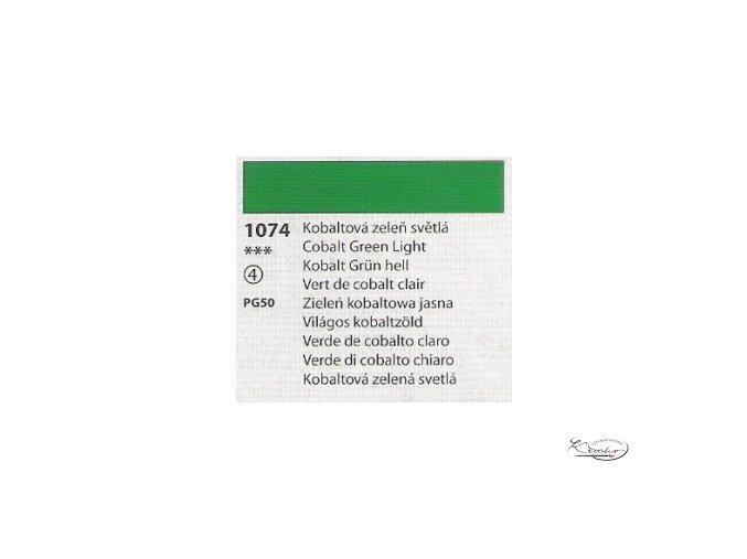 Tempera Umton 35 ml - 1074 Kobaltová zeleň světlá