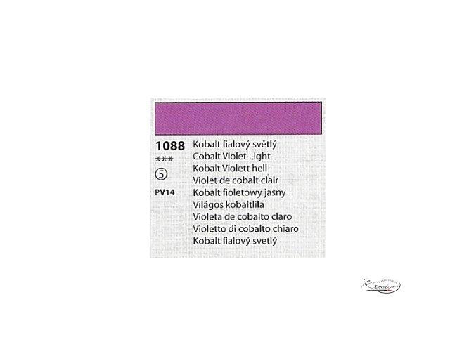 Tempera Umton 35 ml - 1088 Kobalt fialový svěltý