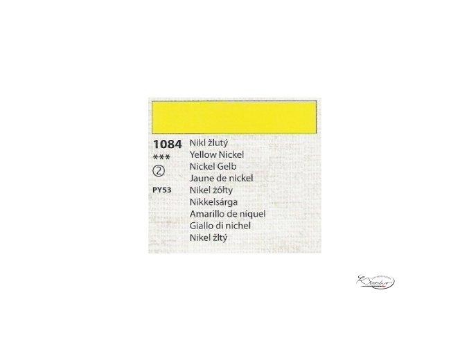 Tempera Umton 35 ml - 1084 Nikl žlutý