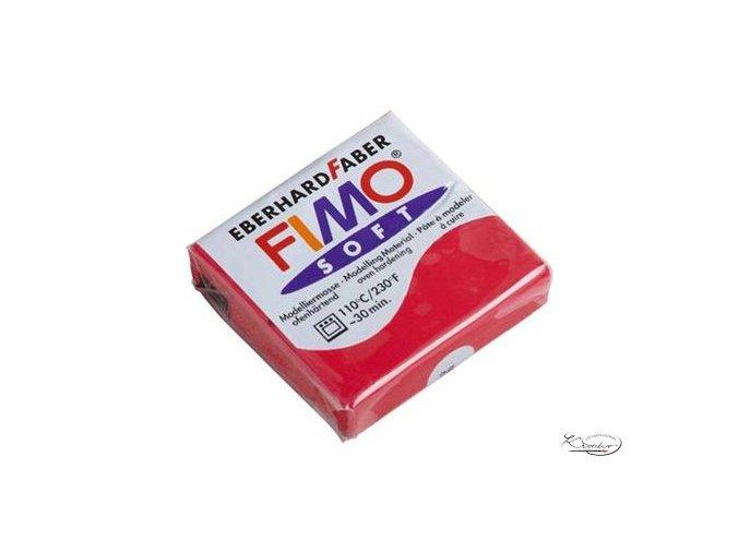 FIMO Soft 56g 26 třešňová