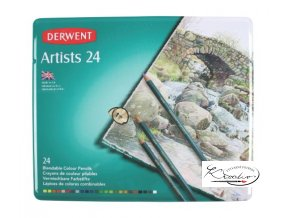 Derwent Artists 24