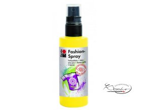 Fashion Spray Marabu 100 ml - 220 Žlutá