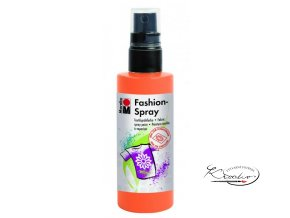 Fashion Spray Marabu 100 ml - 225 Mandarinková