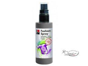 Fashion Spray Marabu 100 ml - 078 Šedá